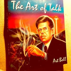 Art Bell The Art of Talk first publishing